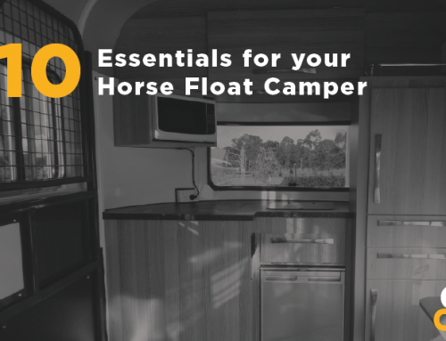 10 essentials for your horse float camper