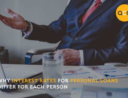Why Interest Rates for Personal Loans Differ for Each Person